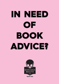 in need of book advice