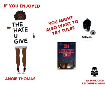 I've Read The Hate U Give, Now What?