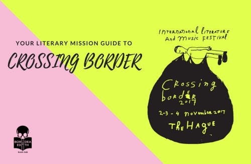 Literary Mission Guide to Crossing Border 2017