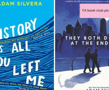 YA Book Club Pick #35 Adam Silvera
