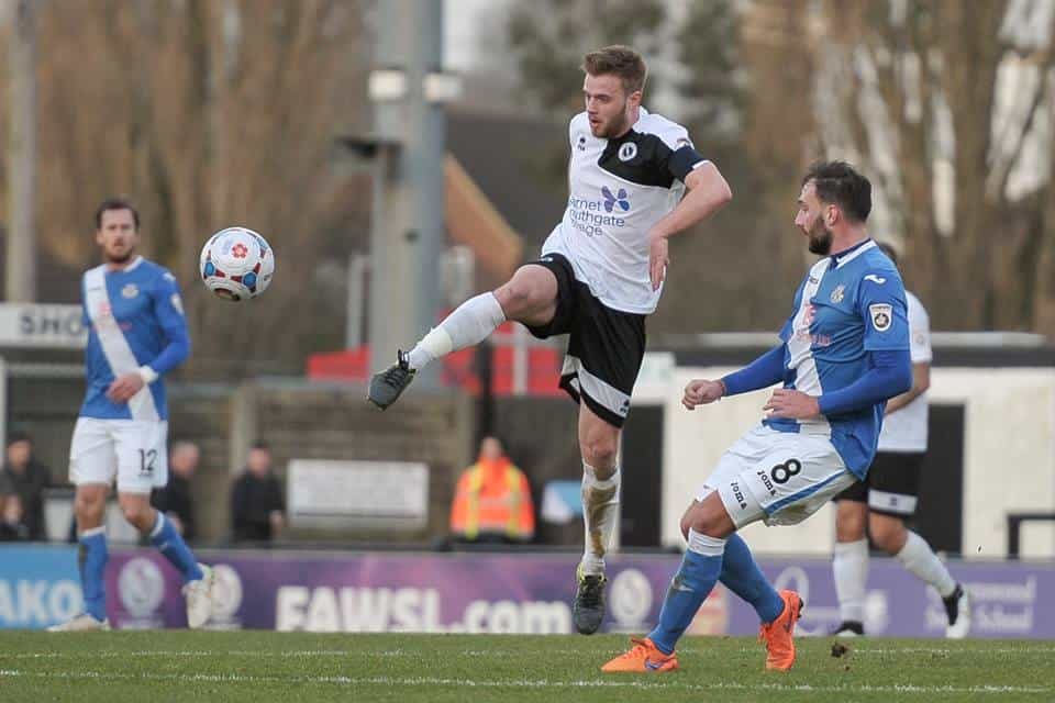 MATCH REPORT: BOREHAM WOOD VS EASTLEIGH