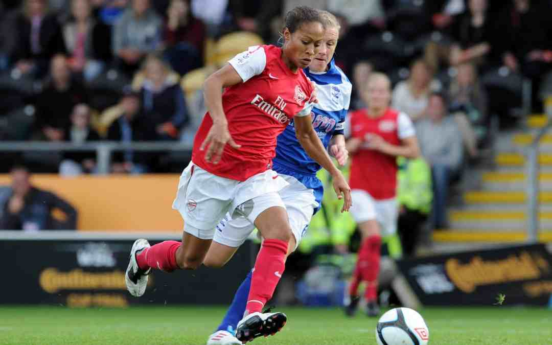 Arsenal Ladies gunning for Super League title!