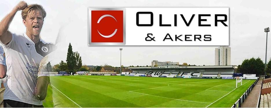OLIVER & AKERS SPONSOR BWFC