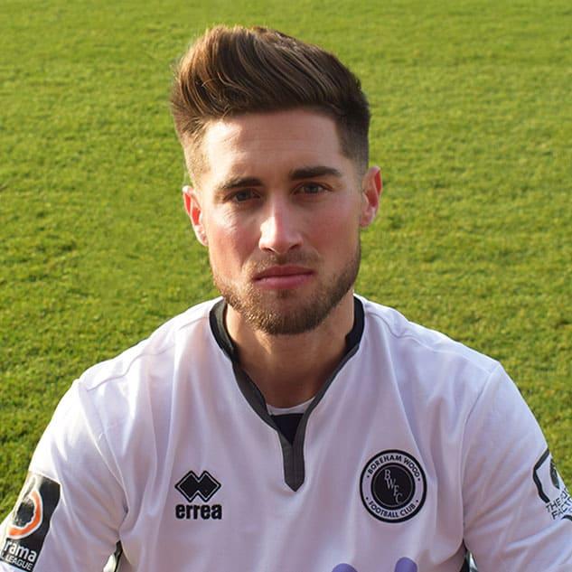 Sean Shields (on loan from Ebbsfleet United)