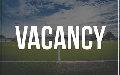 VACANCY | MEDIA & COMMUNICATIONS MANAGER