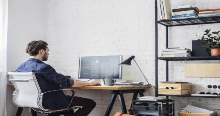 Електрическо окабеляване на домашен офис за по-добра производителност