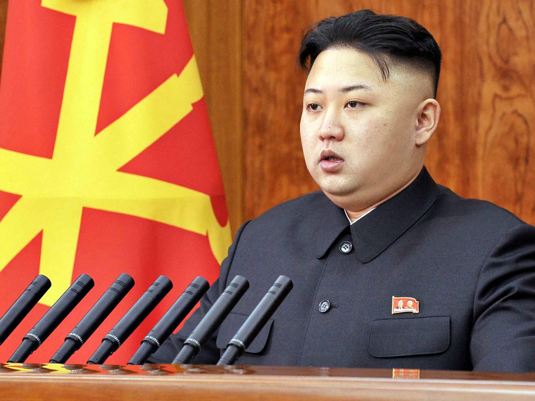 Resultado de imagen de Kim Jong-un