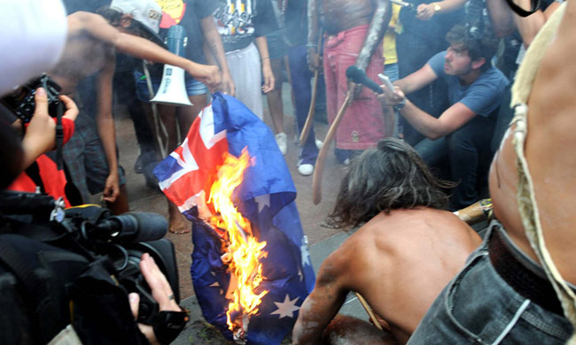 Image result for australian riots