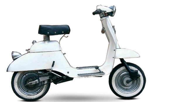 scooters años 50-60