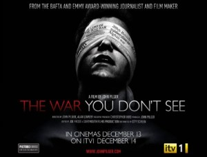 John Pilger New Film, THE WAR YOU DON'T SEE Available Online