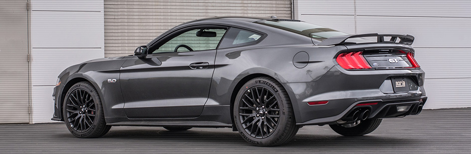 what s new with the 2018 ford mustang
