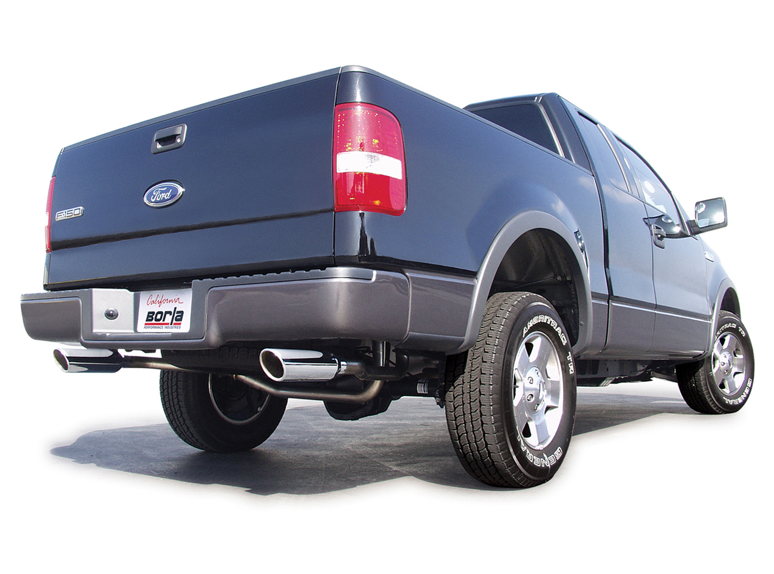 f 150 exhaust system