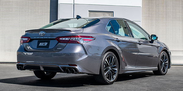 2018 2021 toyota camry exhaust systems