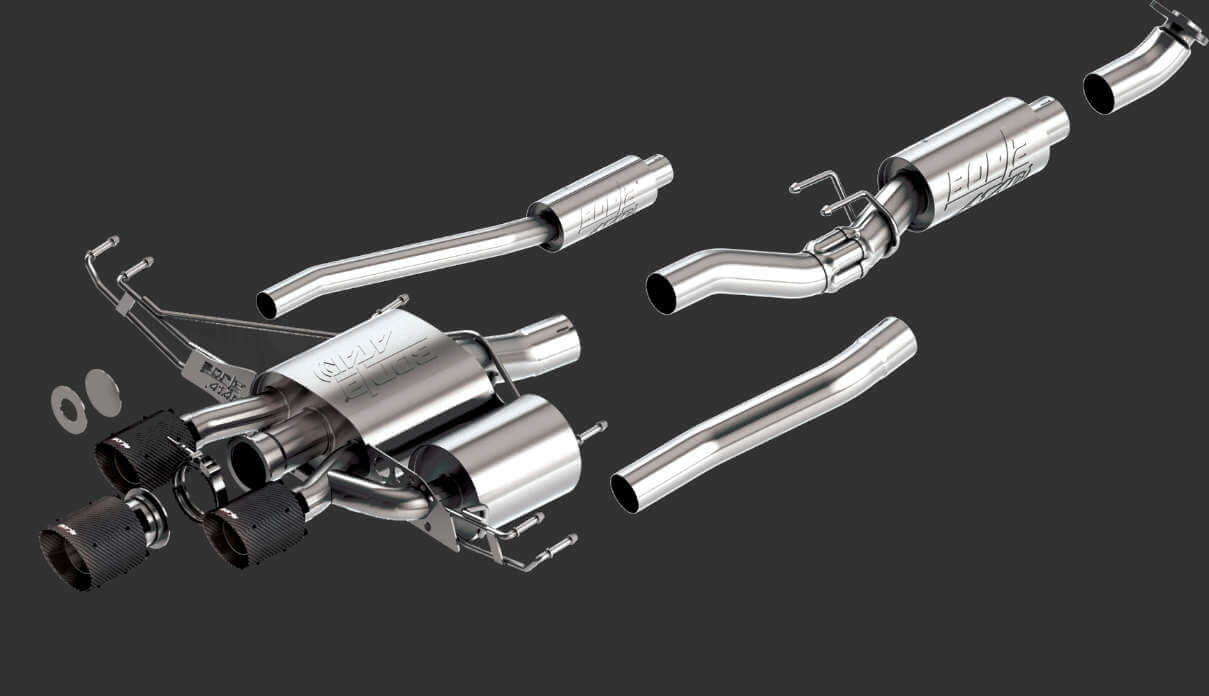 borla exhaust systems american made