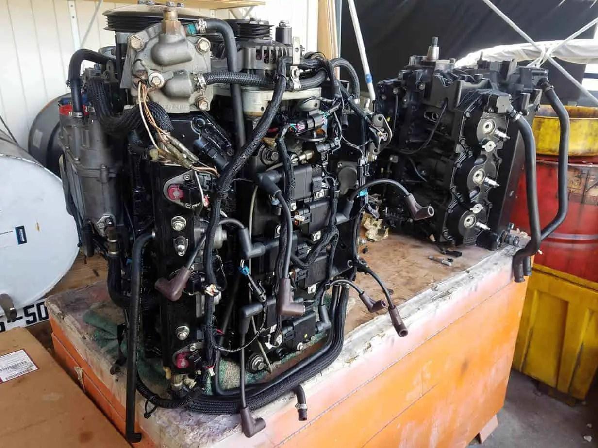 What is an Outboard Powerhead? The Breakdown of a Powerhead
