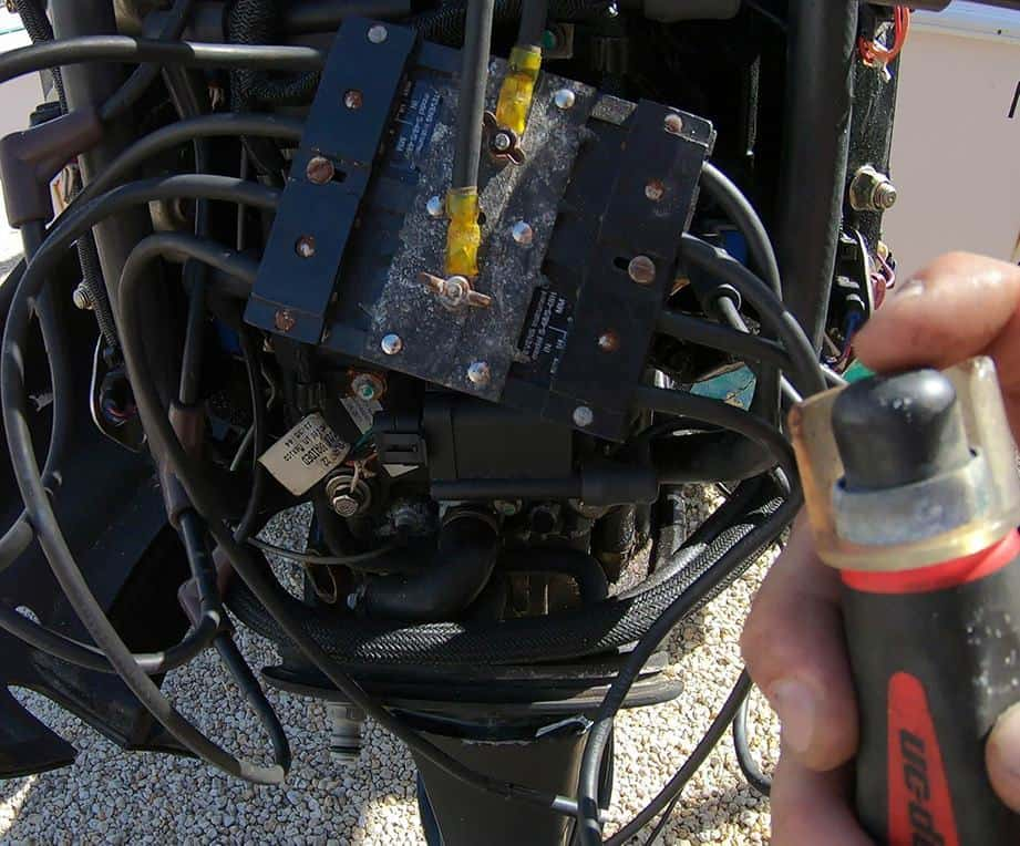 Why Does My Outboard Die When I Put It In Gear? -