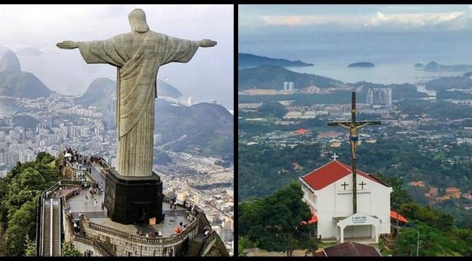Christ The Redeemer of Kota Kinabalu?