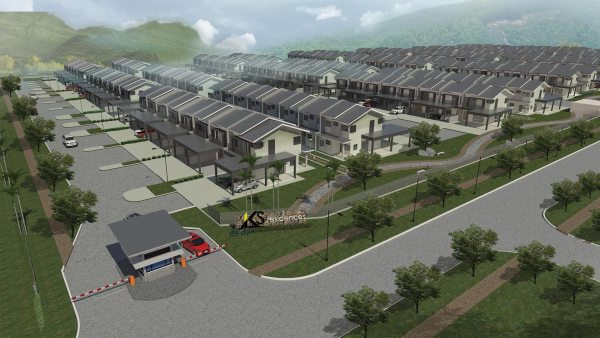 New township will form Kindurong