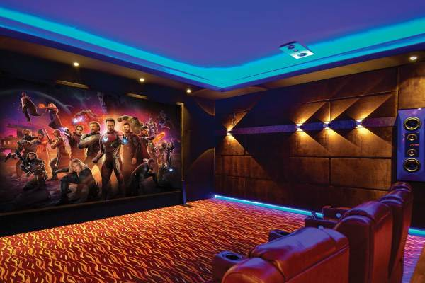 Creating the Perfect Home Cinema