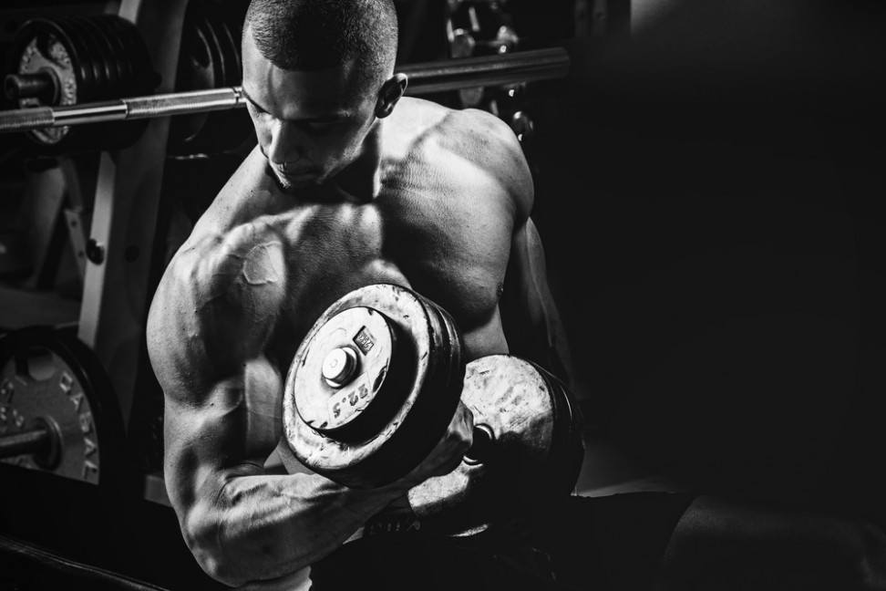 The Evolution of the Biceps Workout