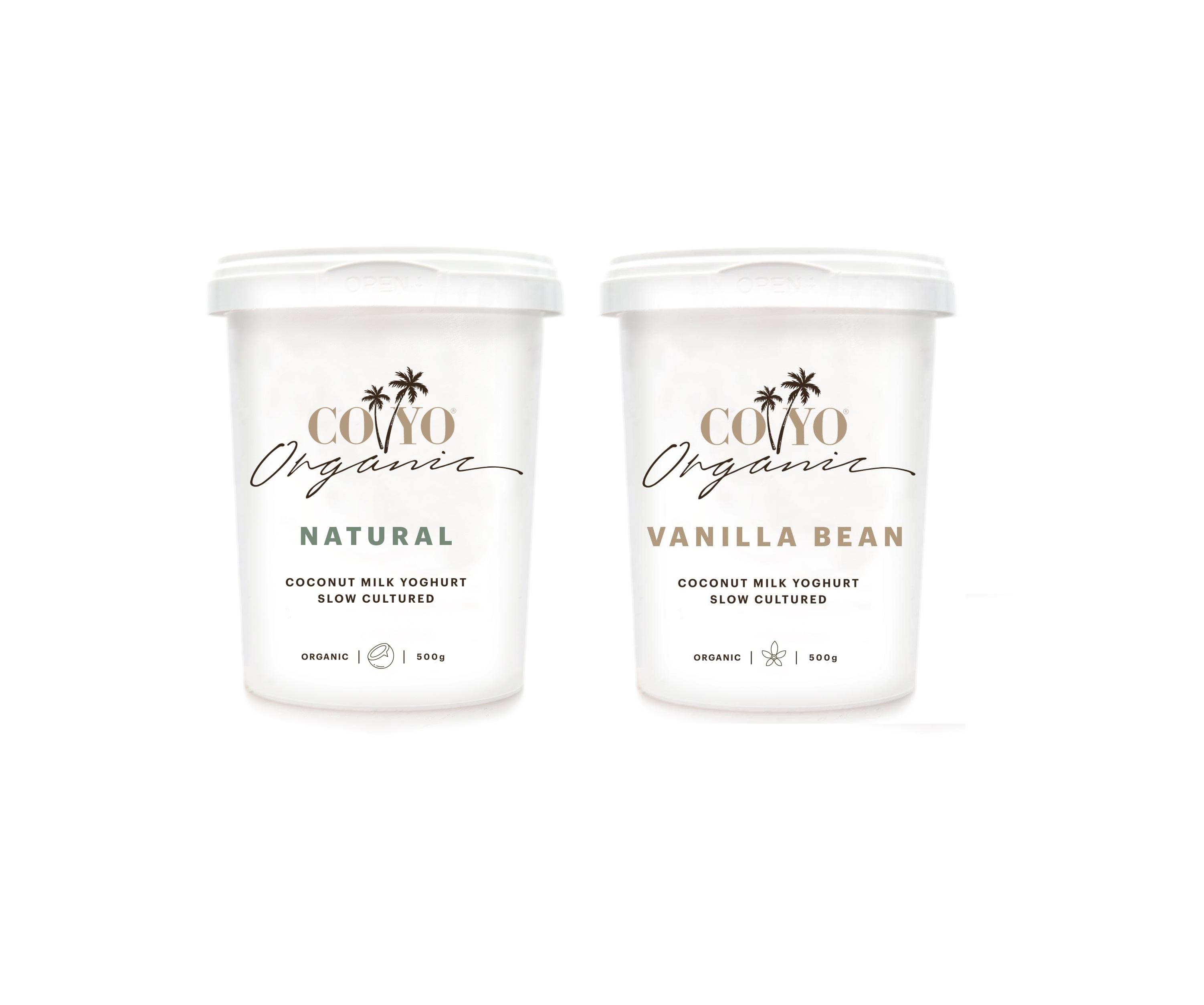co yo coconut yoghurt alternative 500g  u2013 born organic