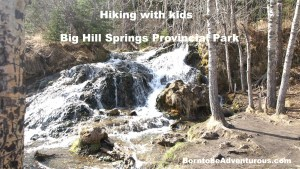 Big Hill Springs