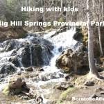 Big Hill Springs