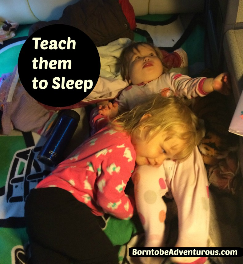 Teach them to sleep