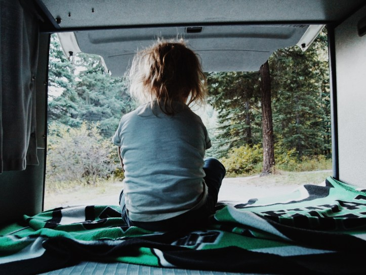 Van life with kids