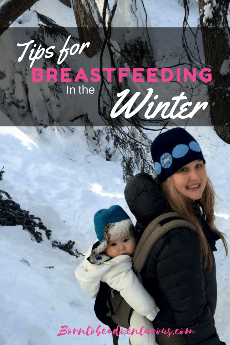 Tips for Breastfeeding in the Winter