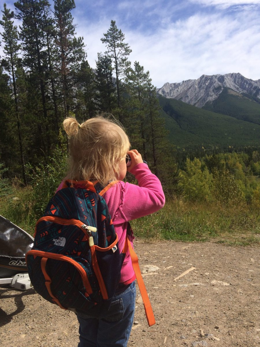 Tips for Hiking with Toddlers: Packing YOUR Toddler's Backpack