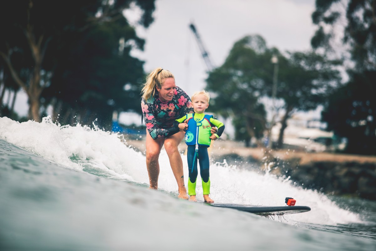 The Ultimate Surf Adventure: Surfing with Kids