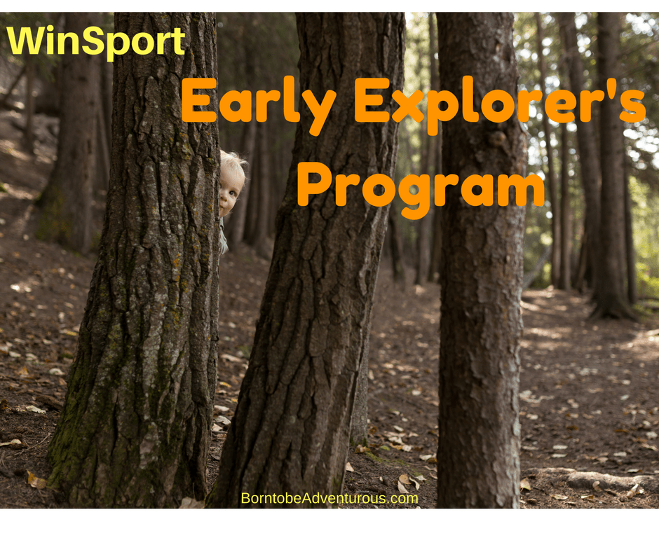 WinSport's Early Explorers Program
