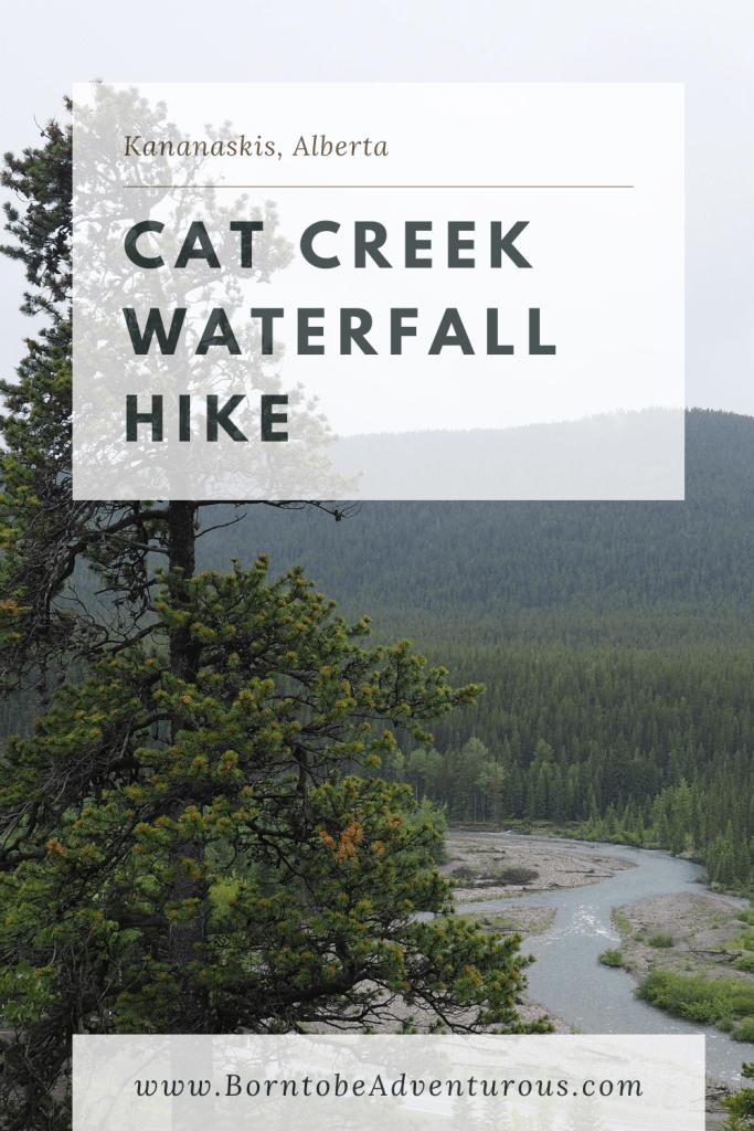 Cat Creek Waterfall Hike