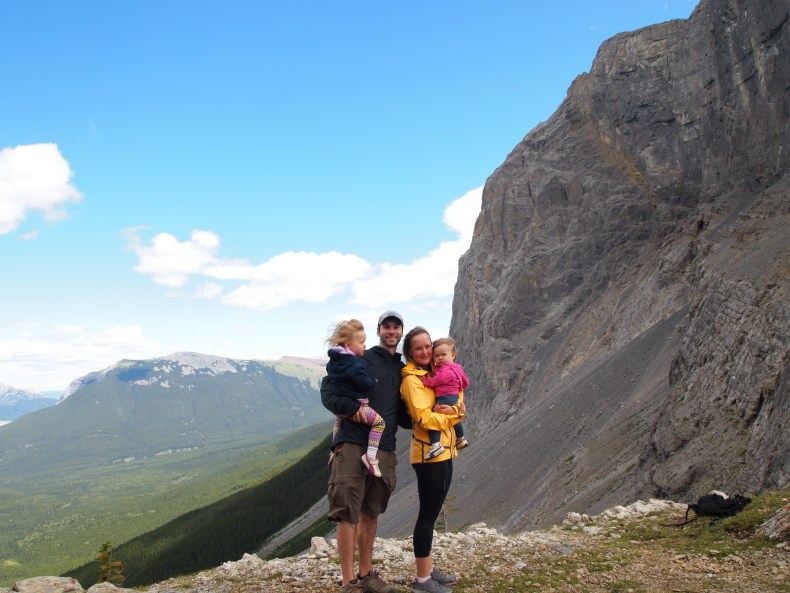 Easy Hikes Canmore - West Wind Pass
