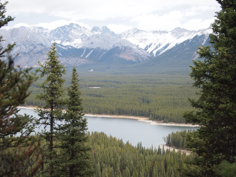 Easy Hikes Canmore - Mount Everest Expedition Trail