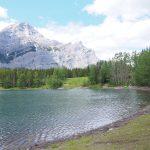Wedge Pond, Alberta