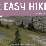 Easy Hikes Canmore