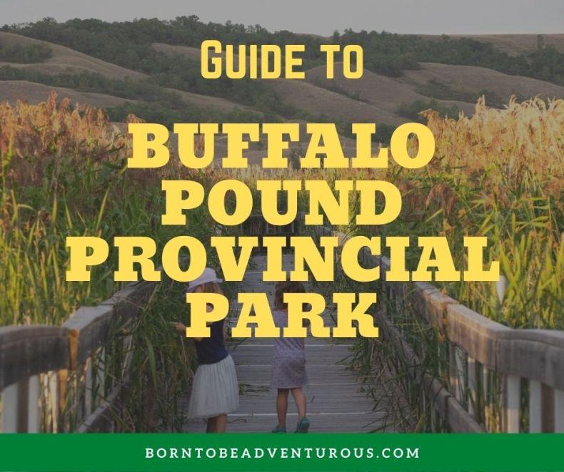 Buffalo Pound Provincial Park