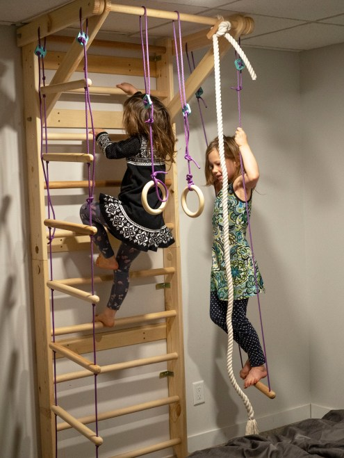 Indoor Play Structure for Kids