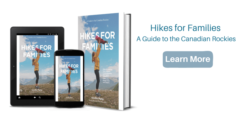 Hikes for Families A Guide to the Canadian Rockies