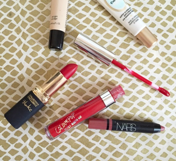 2015 Beauty Favorites, Lips   Born To Be Bright