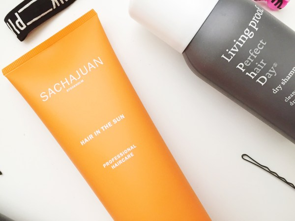 5 Hair Products I Love - Sachajuan Hair in the Sun and Living Proof Perfect Hair Day Dry Shampoo | Born To Be Bright