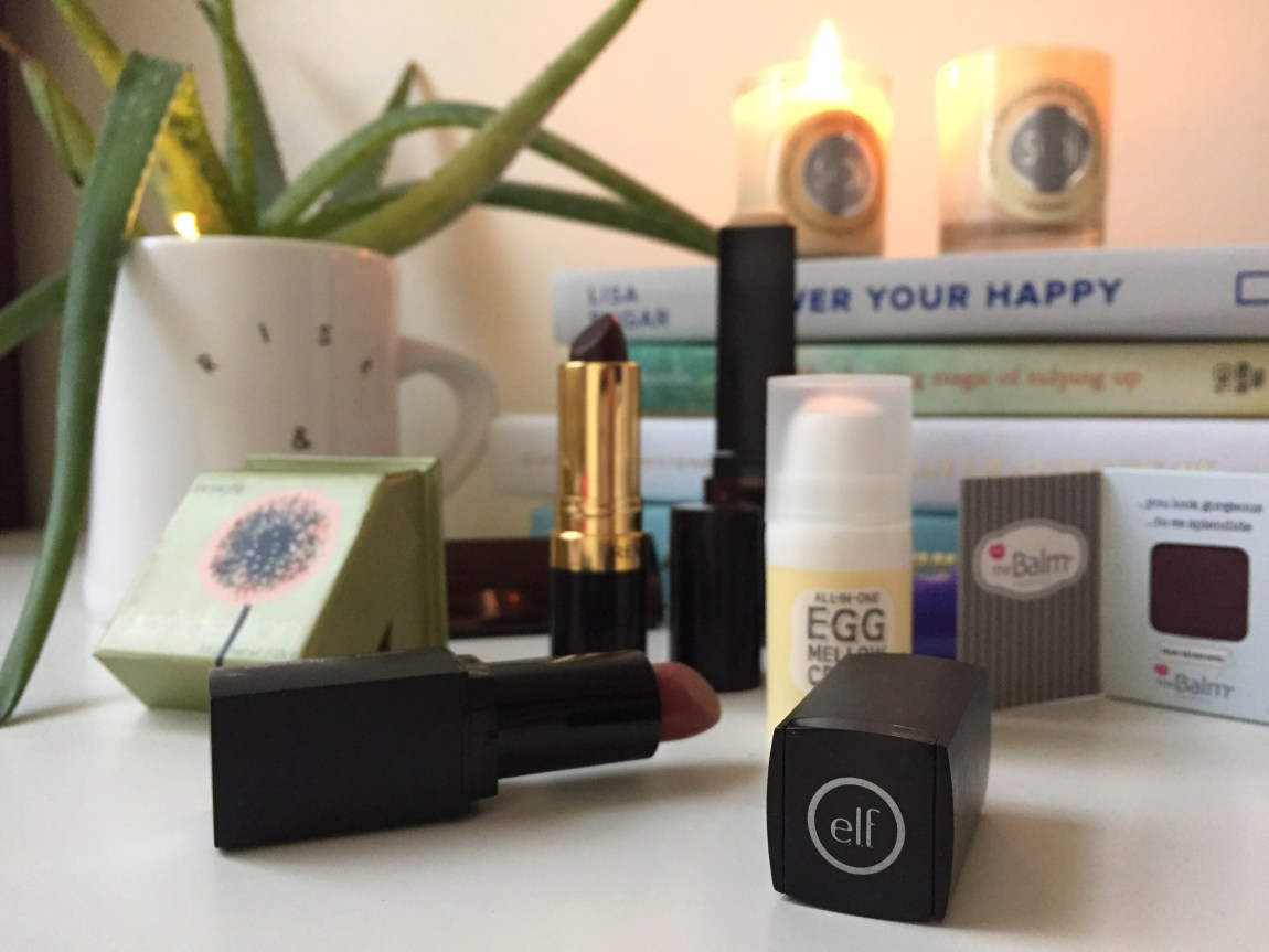 October Favorites 2016 - Born To Be Bright