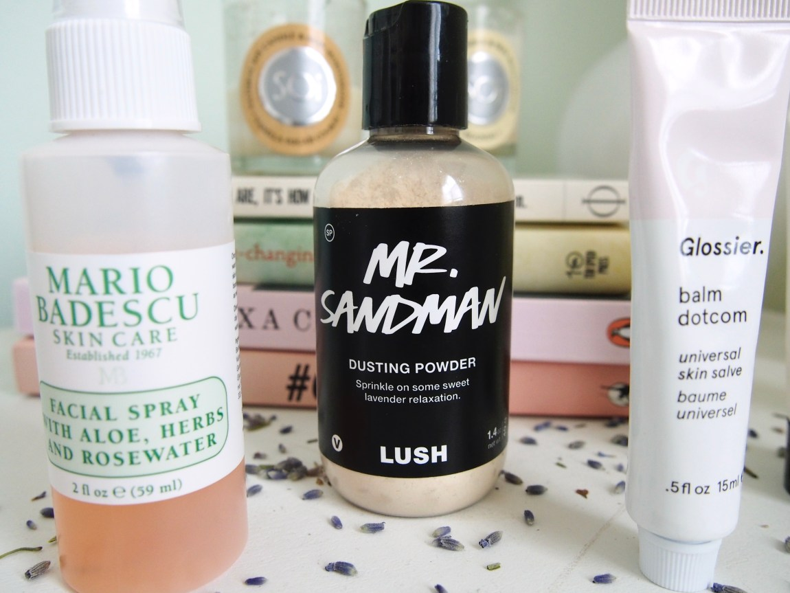 Bedside Beauty #1 - Lush Mr. Sandman