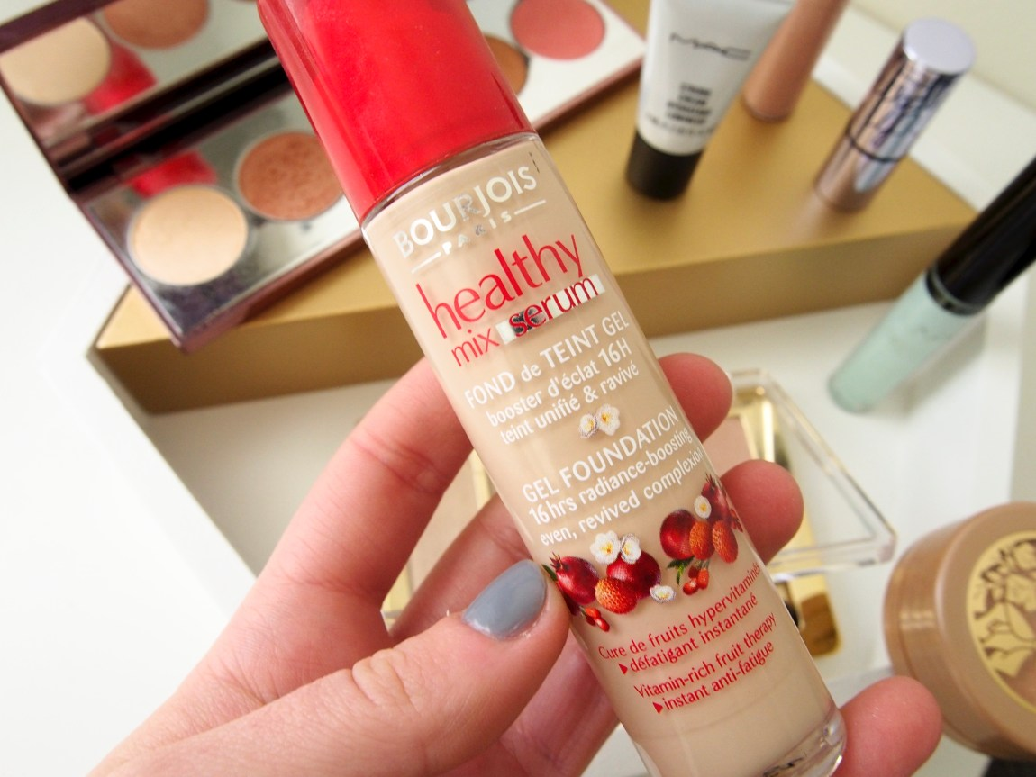 Products To Use More Often - Bourjois Healthy Mix Serum