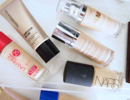 Spring Clean Your Makeup