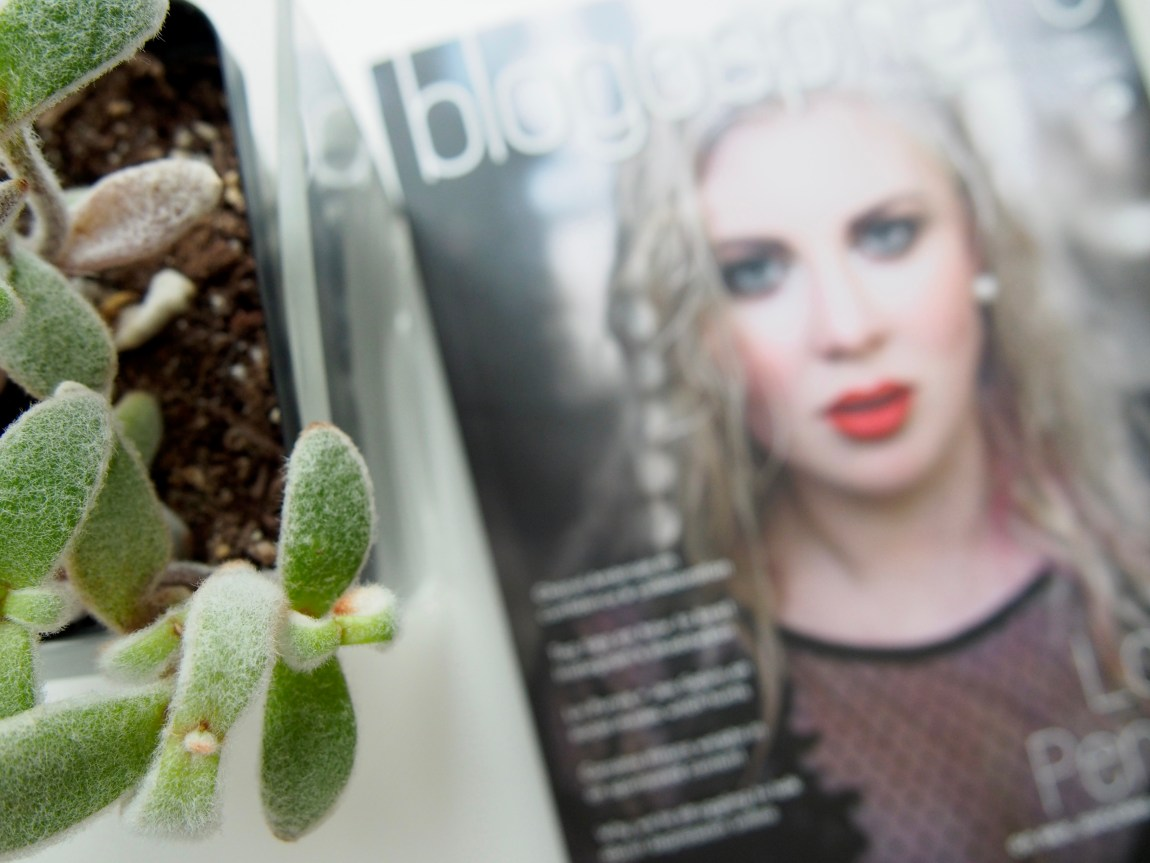 Blogosphere Louise Pentland Cover