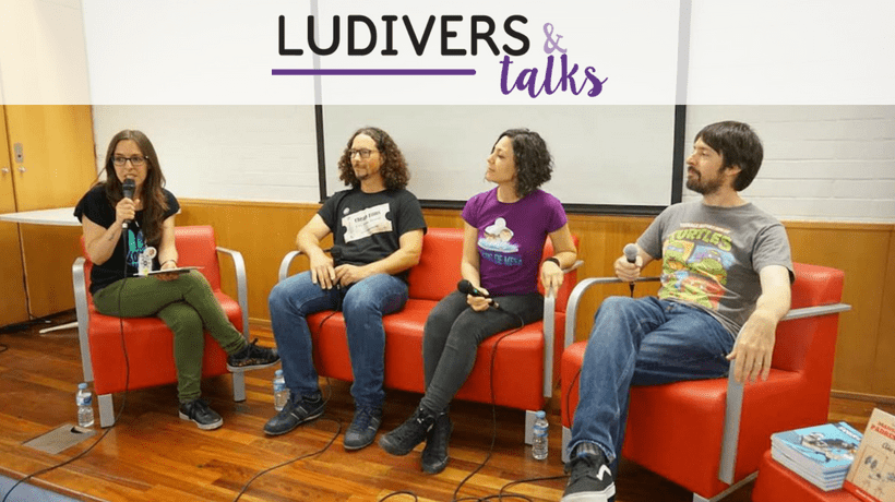 ludivers and talks born to be pank 18