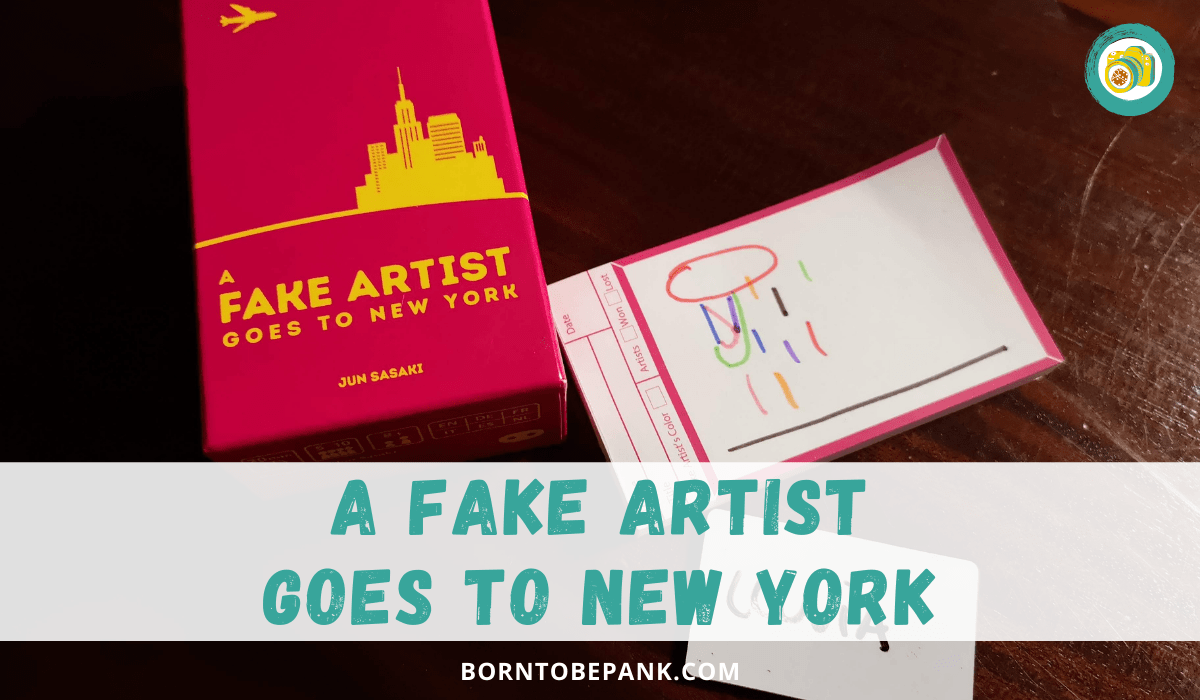 Risas con A FAKE ARTIST GOES TO NEW YORK